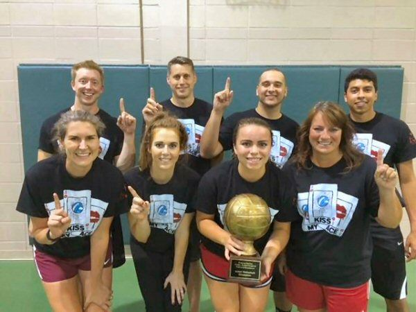 Adult Volleyball Champs