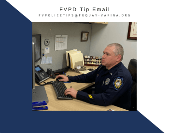 FVPD Tip Email