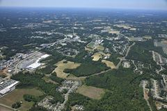 Aerial Photo of Community